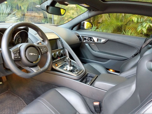 jaguar f-type 3.0 s coupe v6 2016