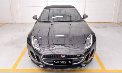 jaguar f-type 3.0 v6 supercharged 2015