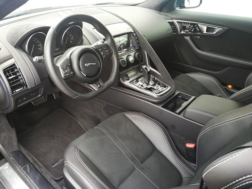 jaguar f-type 5.0l v8 r coupe at