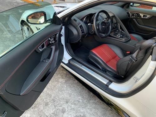 jaguar f-type coupe r 5.0l v8 supercargado