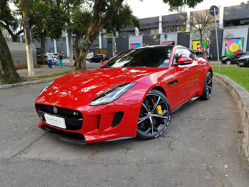 jaguar f-type r awd 5.0 v8 supercharged 2016 15 mil km