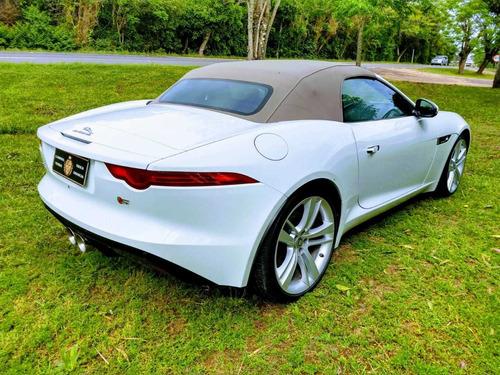 jaguar f-type s conversível v6