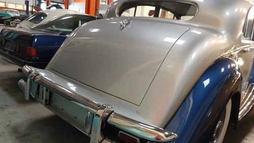 jaguar marck iv - 1951 - restaurado