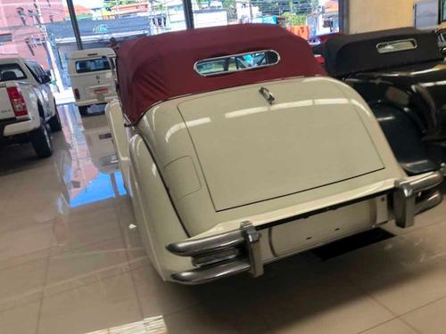 jaguar marck v conversível 1951