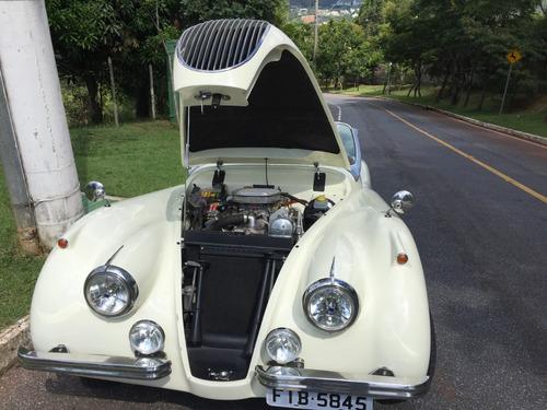 jaguar réplica modelo xk 120 -1953