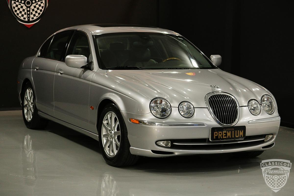 Exceptional Jaguar S Type 2001 3.0 V6   Automático   Original   Premium. Carregando  Zoom.