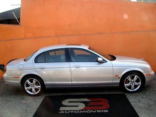 jaguar s-type 4.2 r v8 32v gasolina 4p automático