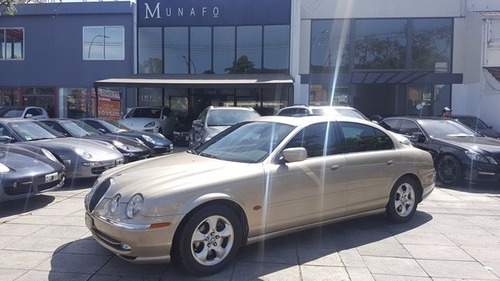 jaguar s-type v8 4.0 at 2000 - consultar precio