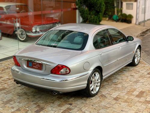 jaguar x-type - 2001