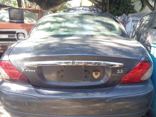 jaguar x-type 2002 |v6 | 2.5 por partes