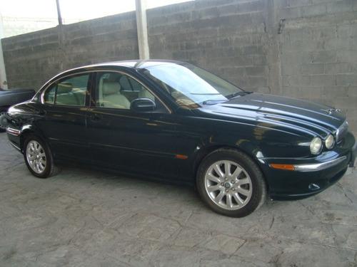 jaguar x-type 2003 estandar 6-cilindros