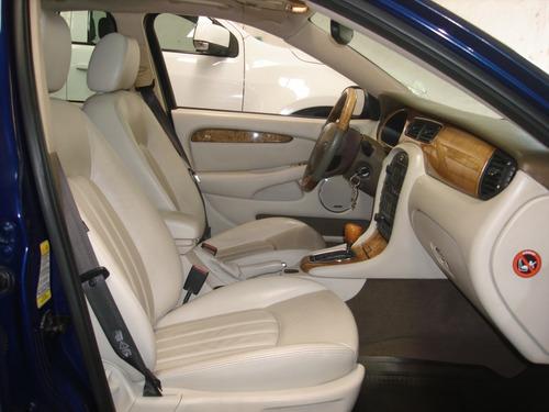 jaguar x-type 2004 piel qc awd ra17 factura de agencia
