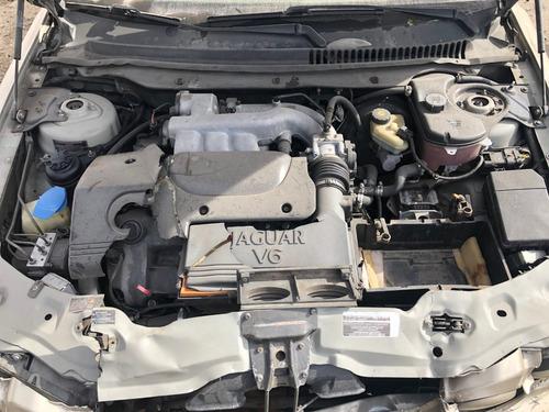 jaguar x-type 2004 std. por partes - s a q -