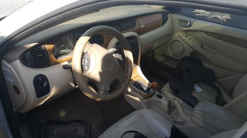 jaguar  x type 2.5 02- 08 autopartes refacciones yonkeado