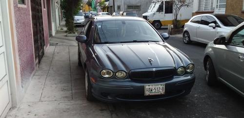 jaguar x-type x tepe