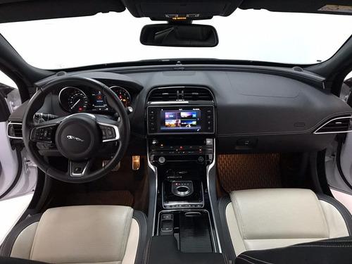 jaguar xe 2.0 16v ingenium gasolina r-sport 4p automático