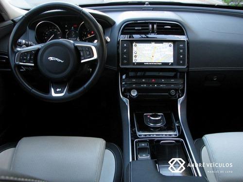 jaguar xe 2.0 16v ingenium p250 r-sport