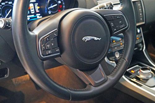 jaguar xe 2.0 prestige at