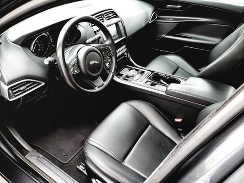 jaguar xe 2.0 pure at 2016