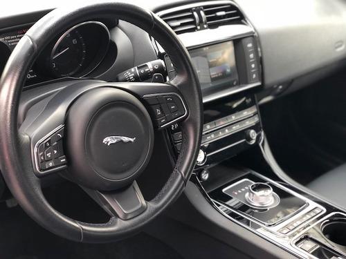 jaguar xe 2.0 pure at