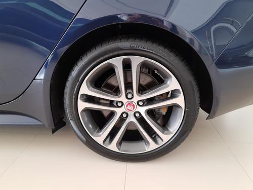 jaguar xe 2.0 r-sport at fcatura como auto nuevo ex demo