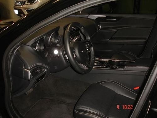 jaguar xe 2.0 si4 r-sport 4p