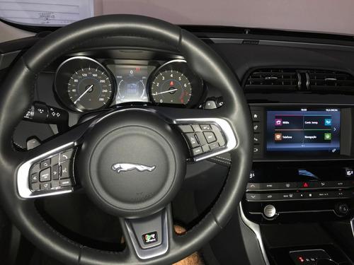 jaguar xe 2.0 si4 r-sport 4p único dono