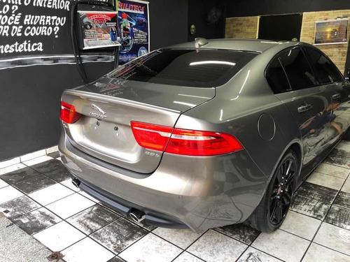 jaguar xe 2018 2.0 r-sport 4p