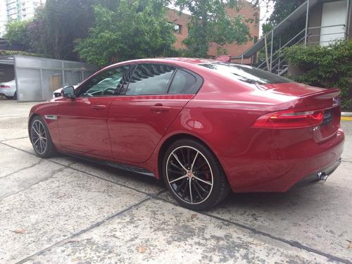 jaguar xe 3.0 s 380hp - at. 8 vel.
