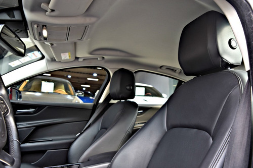jaguar xe pure 2016