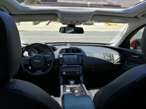 jaguar xe pure tech