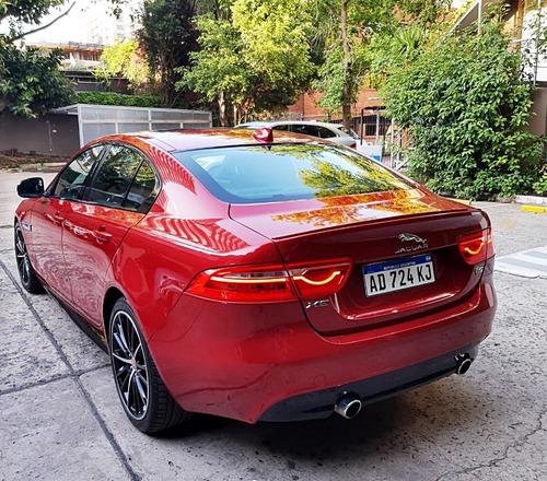 jaguar xe v6 sport 380hp - oportunidad contado