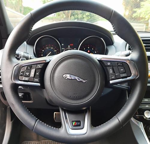 jaguar xe v6 sport 380hp - oportunidad contado- banco nación