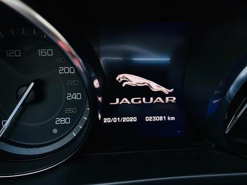 jaguar xe  versión r sport  2016