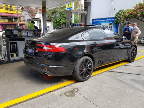 jaguar xf 2.0 luxury 2015 blindado!