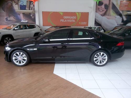 jaguar xf 2.0 r-sport turbocharged gasolina 4p automático