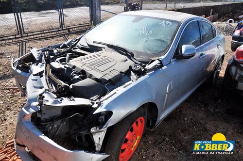 jaguar xf 2010 sucata para peças