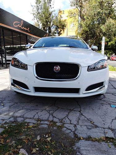 jaguar xf 3.0 2015