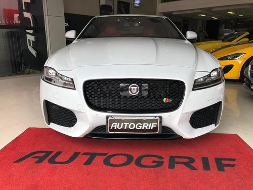 jaguar xf 3.0 v6 380 cv s 2017