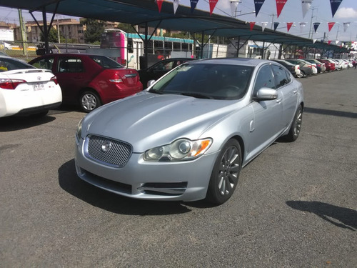 jaguar xf 4.2 xf luxury v8 piel r-19 at