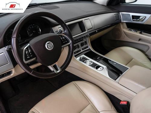 jaguar xf 5.0 premium luxury v8 32v gasolina 4p automático