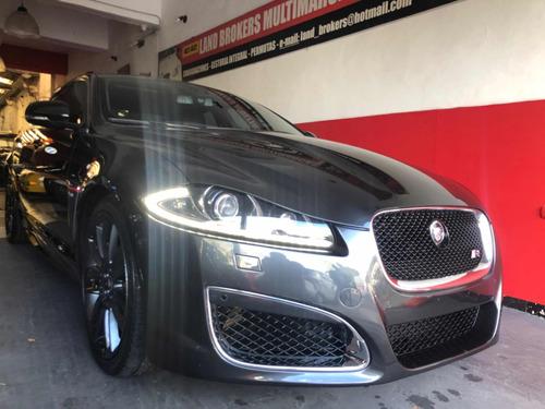 jaguar xf 5.0 r s/c 2014