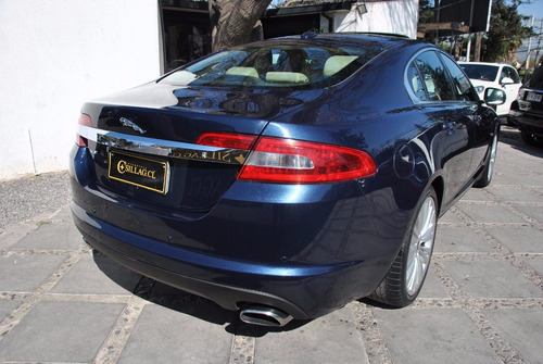 jaguar xf 5.0 unico dueño 2012 mantenciones en jaguar