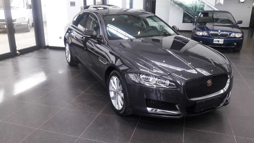 jaguar xf premiun luxury 2.0t 240hp 2019 okm.