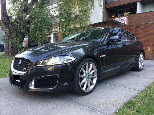 jaguar xf r 5.0 supercharged 510hp´13 inmaculado! tomás bord