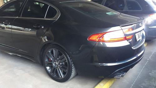 jaguar xf r supercharger 8v 2014