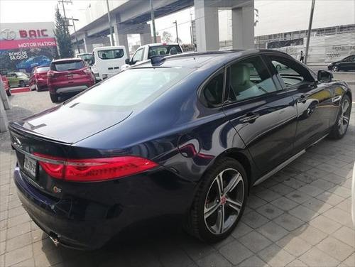 jaguar xf s  sc 2017