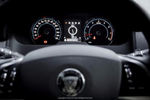 jaguar xfr-s 2014 raríssimo!!! apenas 1000 km