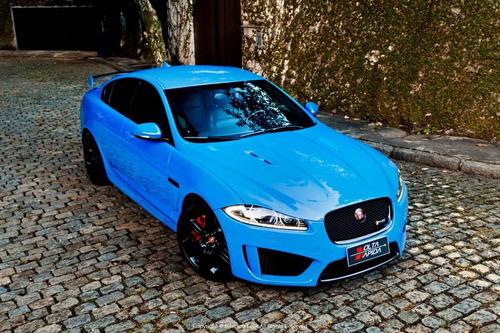 jaguar xfr-s 550hp (4 unidades no br)
