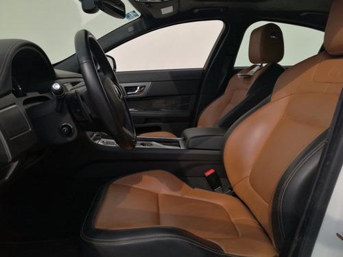 jaguar xfr v8 5.0l supercharged modelo 2014 poderoso nuevo